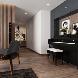 Livingroom 138 By NguyenHuuCong 3d model Download Free Maxve