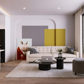 Livingroom 27 By Nguyen Huu Cong 3d model Download Free Maxve