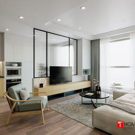 Livingroom 12 By Nguyen Ngoc Tung 3d model Download Free Maxve