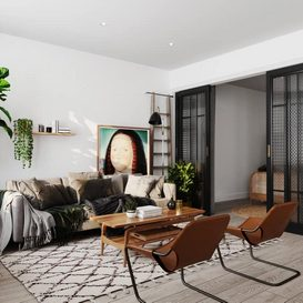 Livingroom 32 By Chau Ngoc Dam 3d model Download Free Maxve