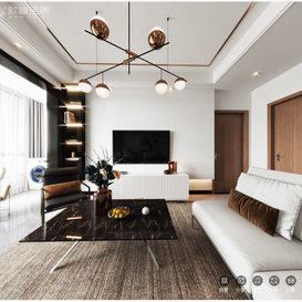 Livingroom 67 By Leo Nguyen 3d model Download Free Maxve