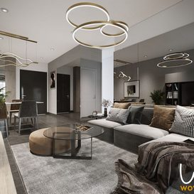 Livingroom 130 By TranThang 3d model Download Free Maxve