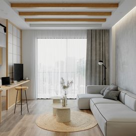 Livingroom 97 By Pham Trung Hieu 3d model Download Free Maxve