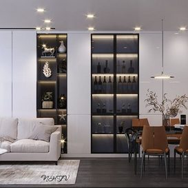 Livingroom 140 By Vu 3d model Download Free Maxve
