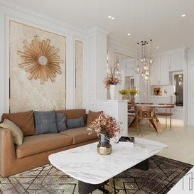 Livingroom 101 By NguyenThaiNguyen 3d model Download Free Maxve