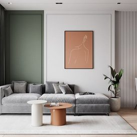 Livingroom 135 By Huynh Arc 3d model Download Free Maxve