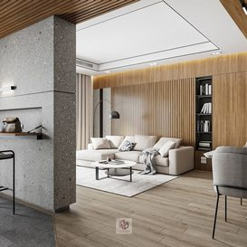 Livingroom 170 By NguyenTienDat 3d model Download Free Maxve