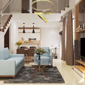 Livingroom 144 By Ba Trung 3d model Download Free Maxve