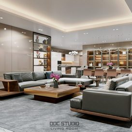Livingroom 145 By Mit 3d model Download Free Maxve