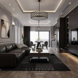 Livingroom 173 By Nghias Arc 3d model Download Free Maxve